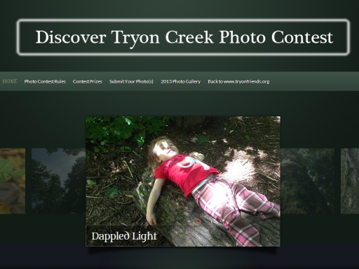 Friends of Tryon Creek Photo Contest   Discover Tryon Creek